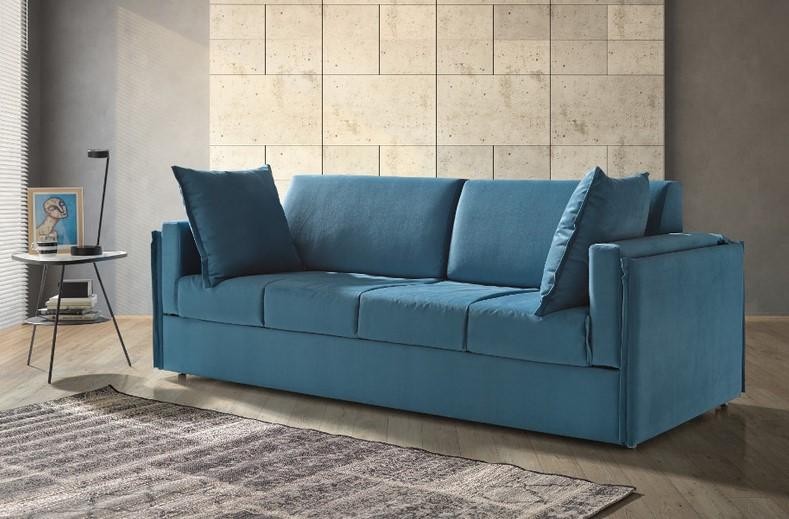 Испанский двухэтажный диван
