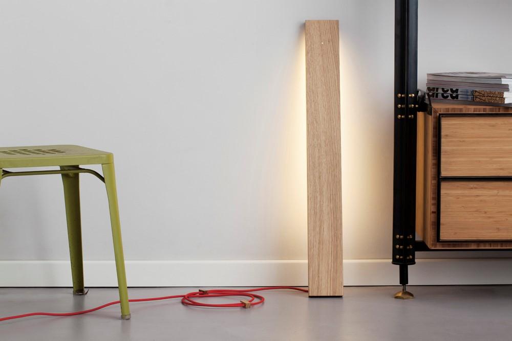 Лампа доска в интерьере