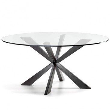 Стеклянный столик Cattelan Italia