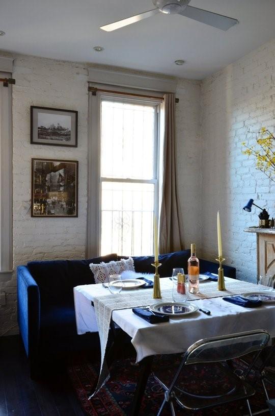 Дизайн интерьера столовой в квартире