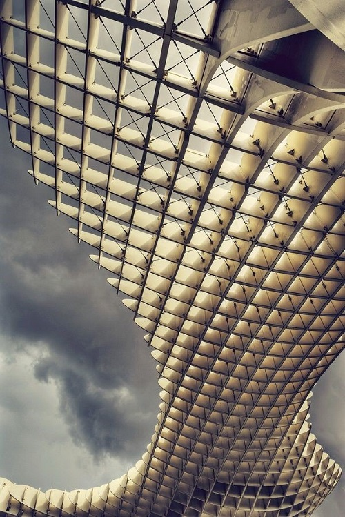 Параметрическая архитектурная конструкция