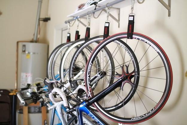 Подвес для велосипеда в виде петли