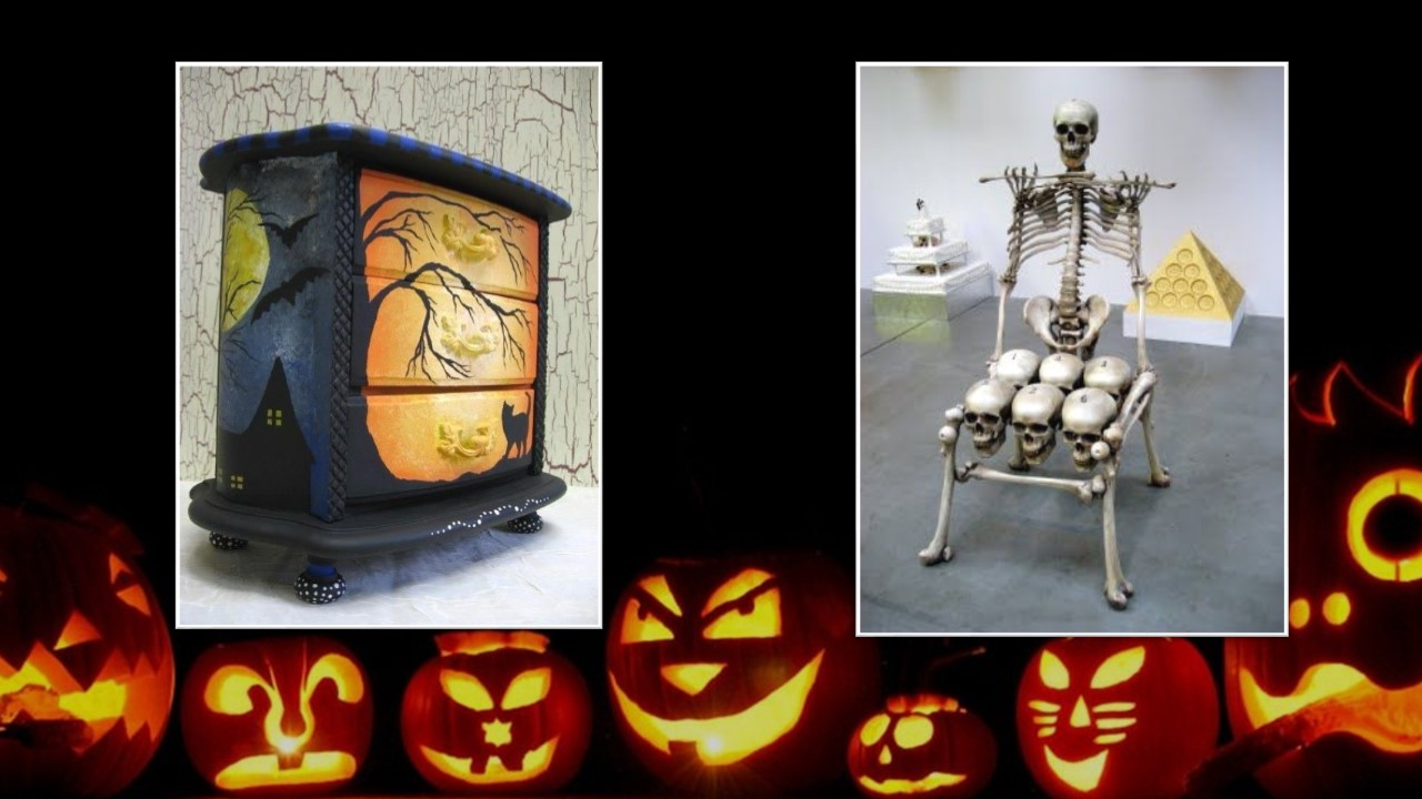Мебель для Хэллоуина