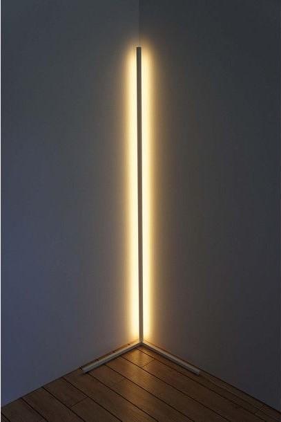 Угловая лампа