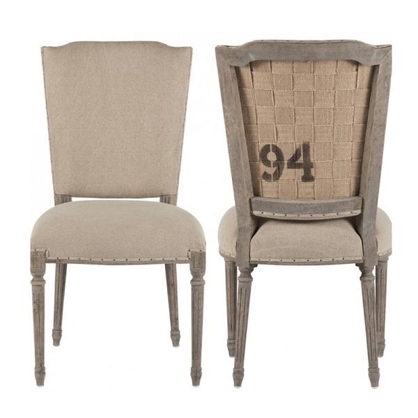 Реплика классического стула без обивки