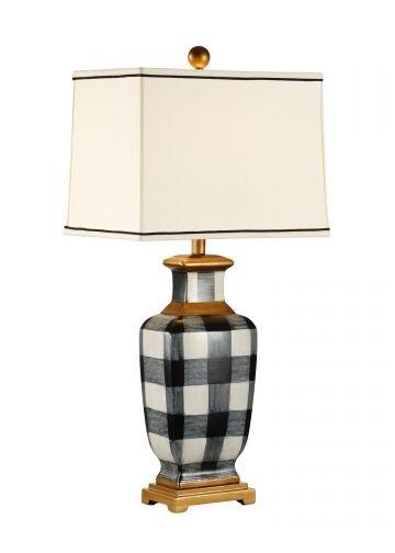 Лампа в стиле королевы Шарлотты