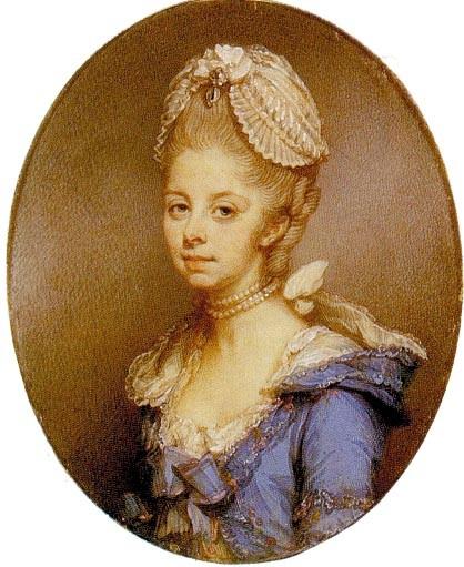 Королева Шарлотта Мекленбург-Стрелицкая