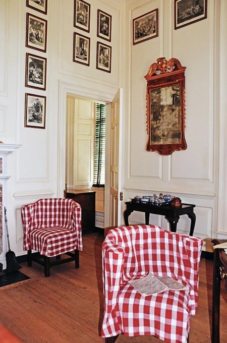 Дом губернатора Вирджинии