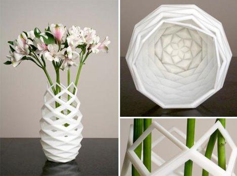 Ваза из 3D принтера