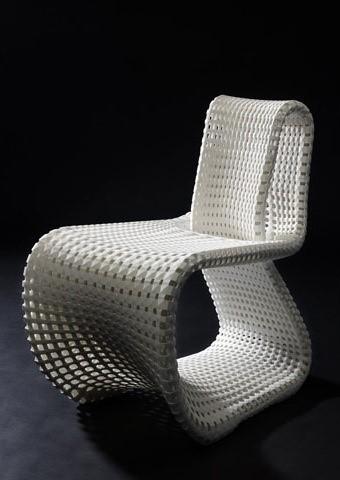 Кресло из 3д принтера
