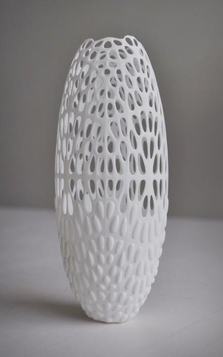 3D печать. Ваза для интерьера.