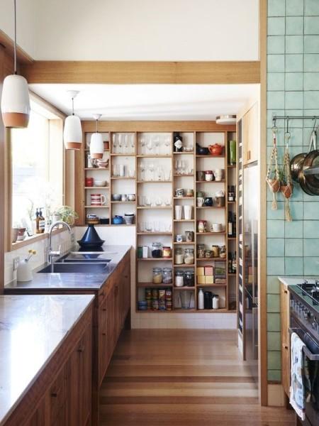 Идеальный порядок на кухне