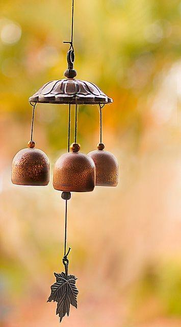 Китайские колокольчики - ветерки