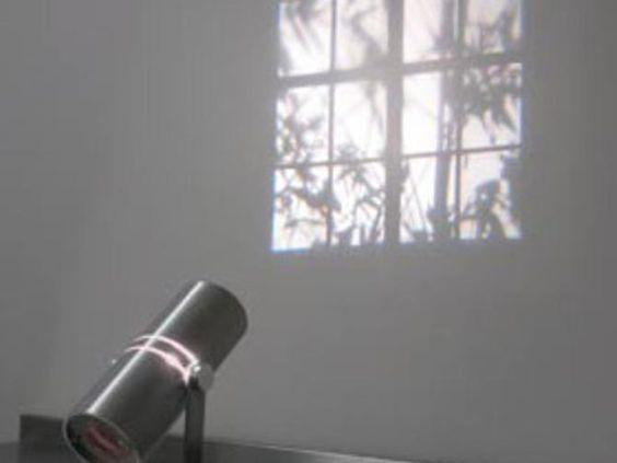 Имитация окна при помощи светильника
