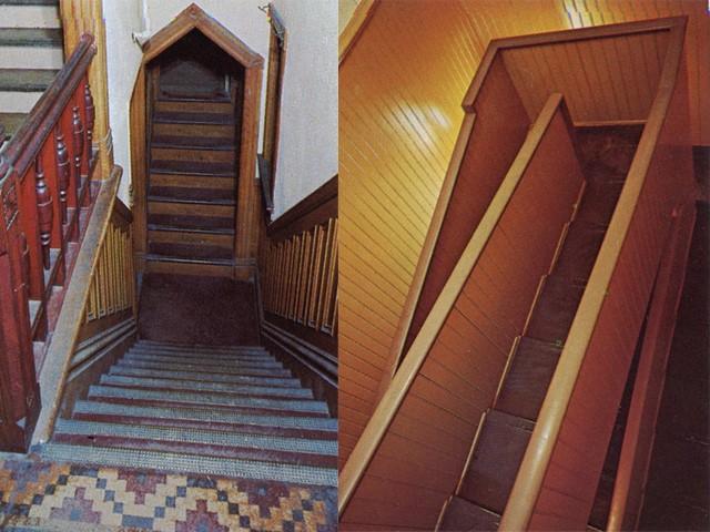 Интерьеры дома вдовы Винчестер