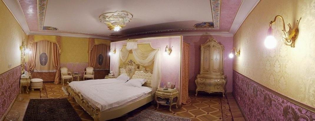 Квартира Анастасии Волочковой в Петербурге