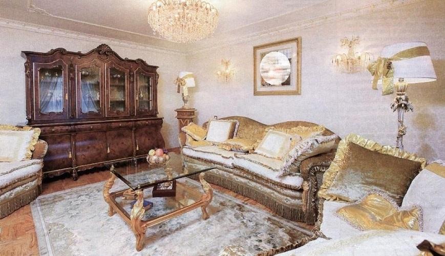 Квартира певицы Надежды Кадышевой