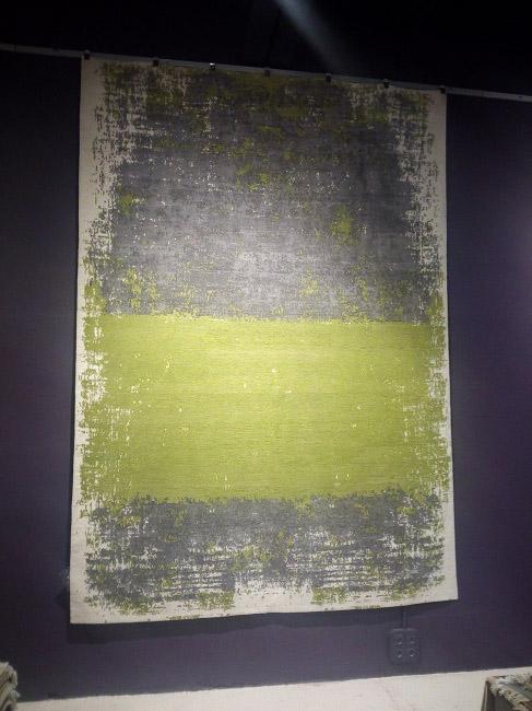 Настенный ковер, как картина для интерьера