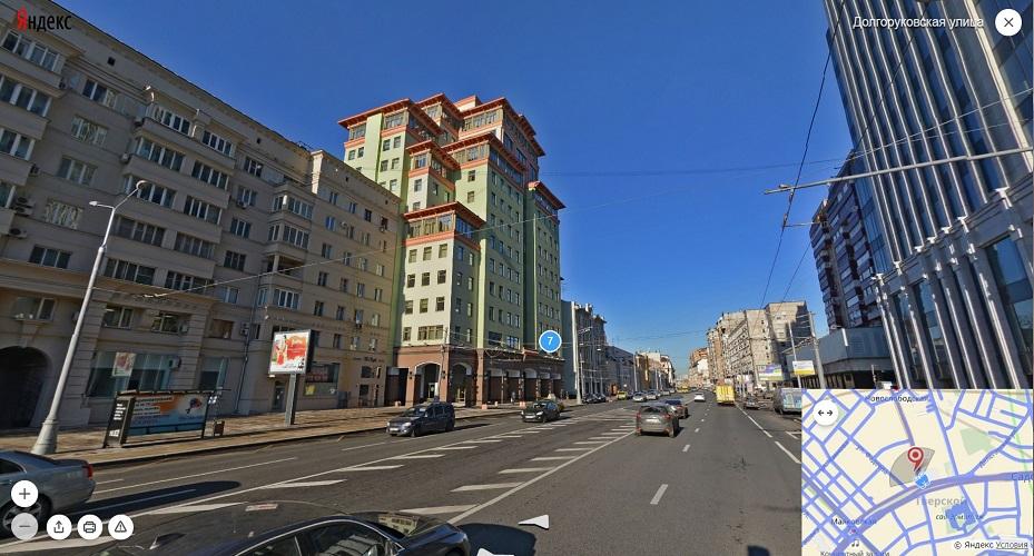 Садовая Плаза. Долгоруковская 7. Москва