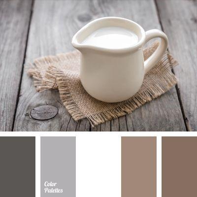 Набор цветов для дизайна условной гостиной