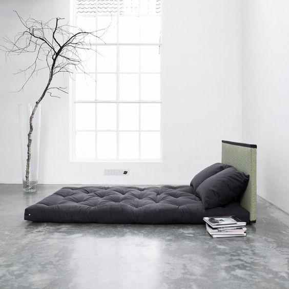 Минимализм в интерьере спальни. Минимализм с японской эстетикой