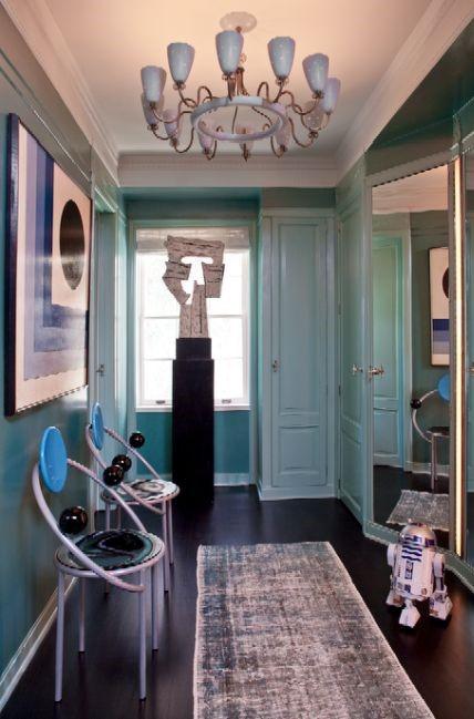Дизайн интерьера частного дома от дизайнера Келли Уистлер