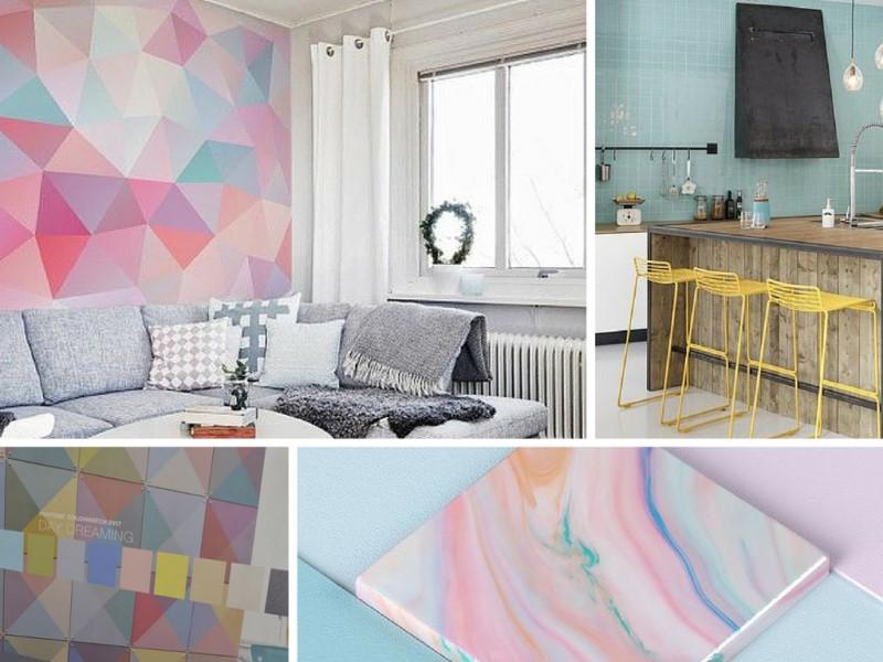 Цветовой набор Day Dreaming от Пантон