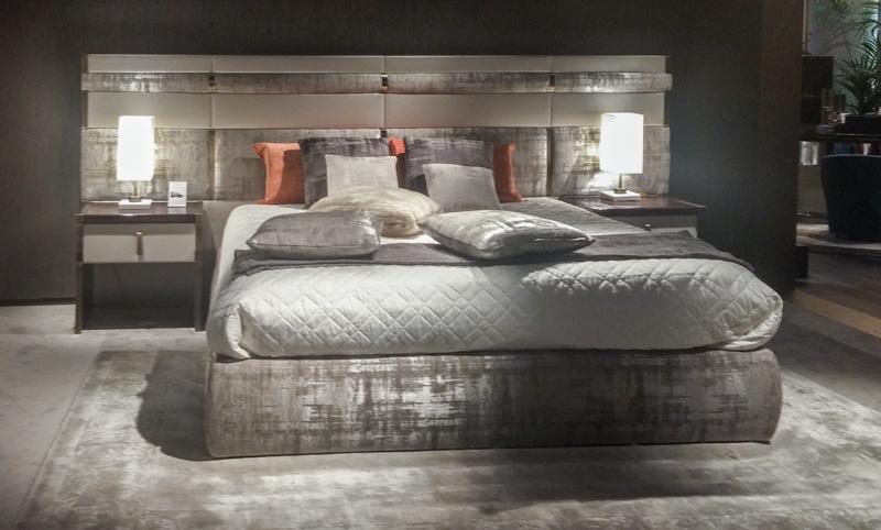 Кровать в стиле современное арт деко