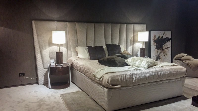 Спальня в стиле современное арт деко