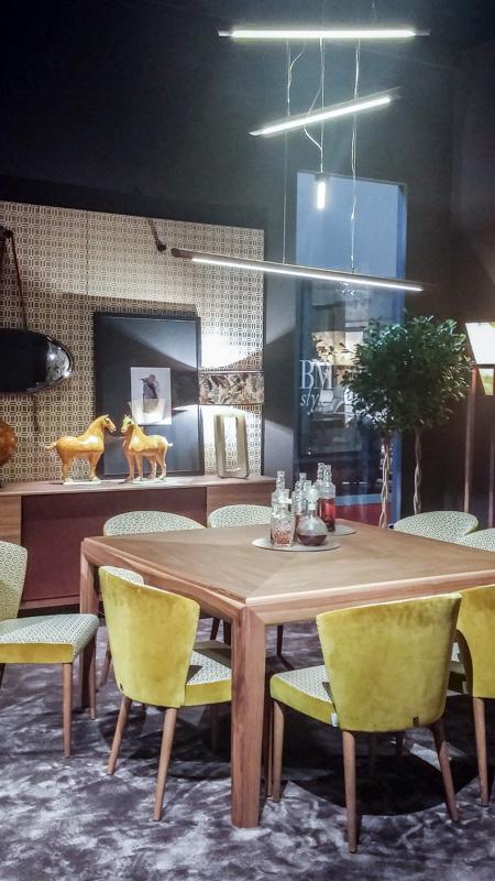 Мебель от фабрики Grilli