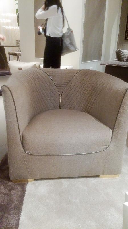 Кресло в стиле арт деко от фабрики Frigerio