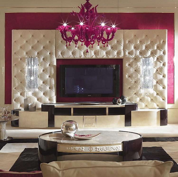 Мебель итальянской фабрики Turri