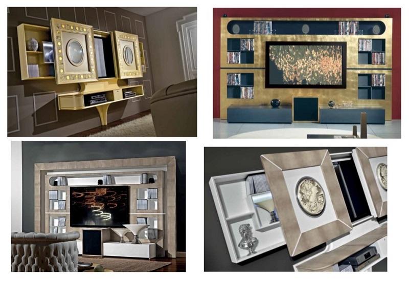 Мебель итальянской фабрики Vismara