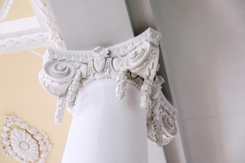 Элементы классической колонны