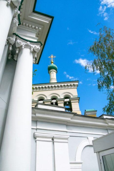 Колонны Дома Пашкова