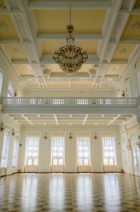 Бальный зал Дома Пашкова