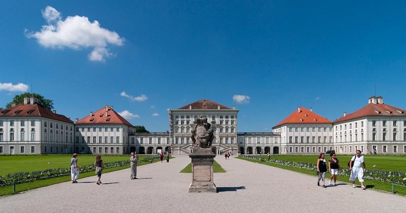 Дворец баварских курфюрстов