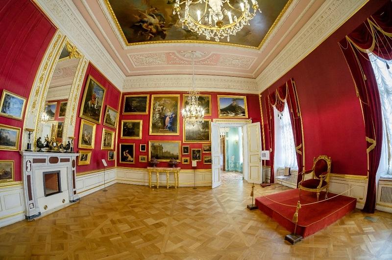 Тронный зал императрицы