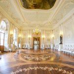 Главный парадный зал дворца в Гатчине