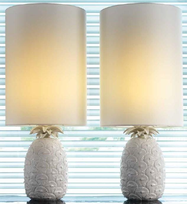 Настольный свет от итальянской фабрики Villari