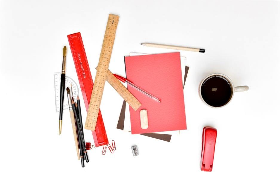 Канцелярский набор для дизайнера интерьера