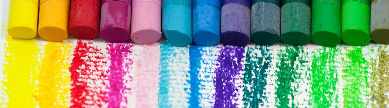 Цветные мелки