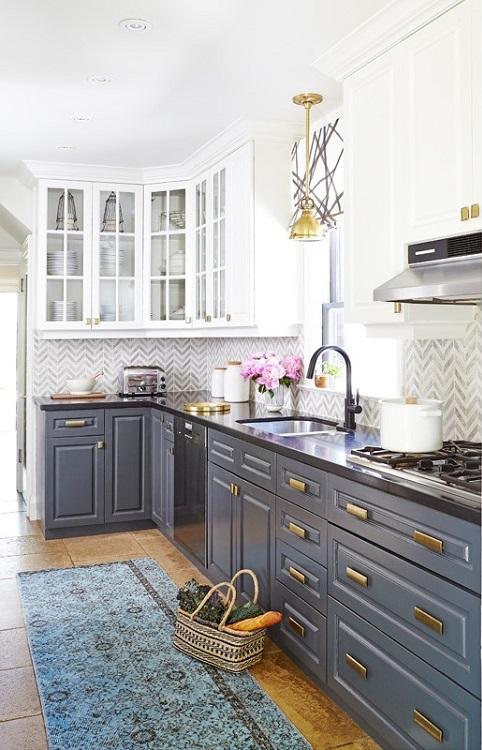 Пример кухонной фурнитуры