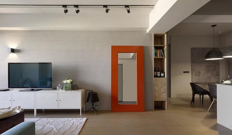 Свободная планировка в маленькой квартире
