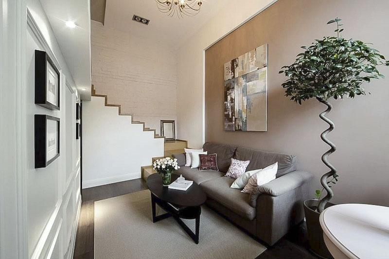 Аксессуары в интерьере маленькой квартиры