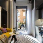 """Статья в блоге о дизайне интерьера: """"Дизайн маленьких квартир"""""""