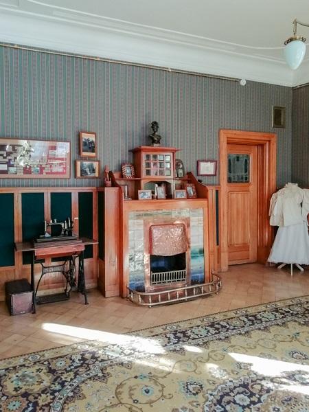 Комната дочери в доме купца Носова