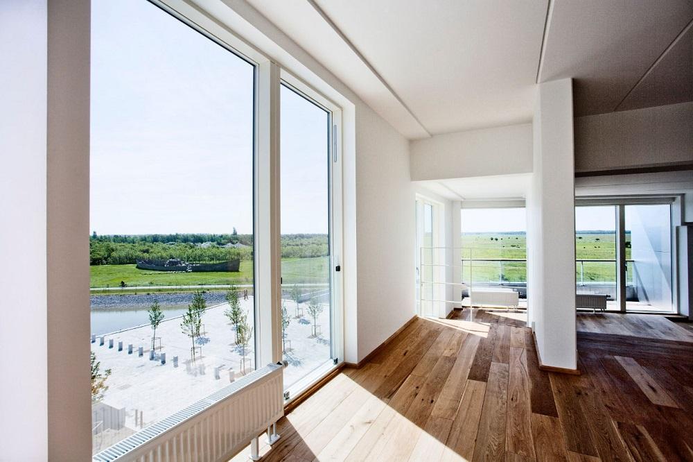 Квартира с отделкой от застройщика в Дании