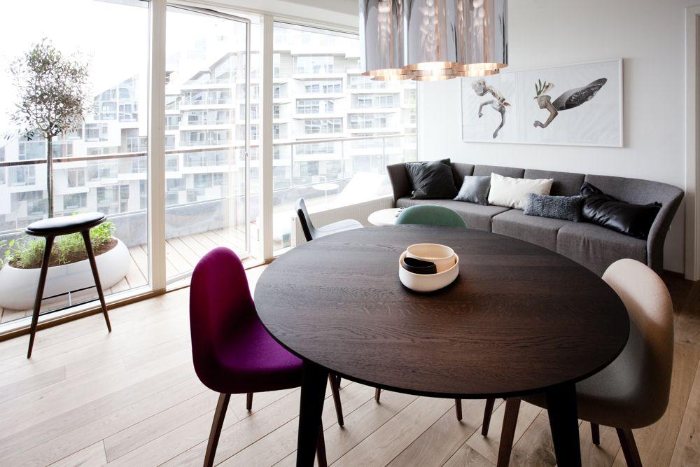 Современная квартира в комплексе 8 house